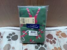 Leveret Green Christmas Pajamas Sleepwear Candy Canes 4T Holiday
