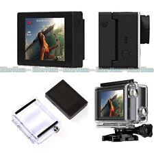 LCD BacPac Externo Visualizar La Pantalla Monitor Visor para GoPro Hero HD 3 + 4