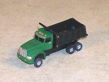 N Scale 2010 Kenworth Green Dump Truck