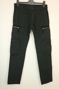 Diesel Black Gold mens cargo  Slim Fit Pants size IT 48 , UK W31/32