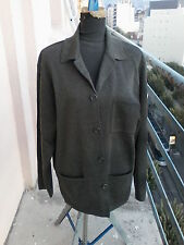Beau Gilet MONTECATINI  Vert de gris Taille XL