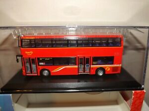 CMNL UKBUS1001 FIRST CAPITAL DENNIS TRIDENT ALX400 D/D BUS 4MM 1:76 SCALE