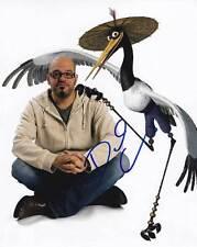 David Cross In-Person AUTHENTIC Autographed Photo COA Kung Fu Panda SHA #39579