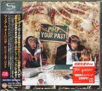 FAIR WARNING-PIMP YOUR PAST -JAPAN SHM-CD F83