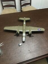 Rare Rc airplane eflite umx b-25 4ch twin engine bnf
