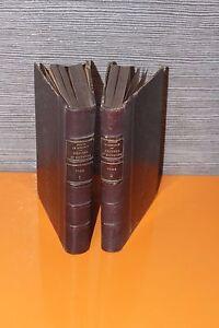 (134) Pensées et souvenirs par Le Prince de Bismarck / 2 tomes 1899