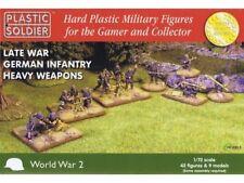 Plastic Soldier Company 1:72 WW2 Late War German Infantry Heavy Weapon WW2020005