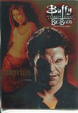 Buffy TVS Big Bads Promo Card P-2