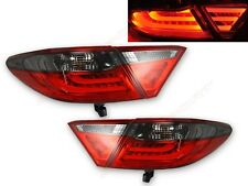 Set of 4pcs Red Smoke LED Taillights for 2015-2017 Toyota Camry