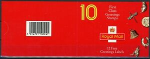 s744658 Great Britain Sc#BK1160 MNH - Complete Booklet