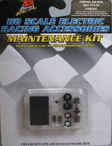 Life-Like Maintenance Tune Up Kit Shoes, Axle, Wheels, Tires LIF9016