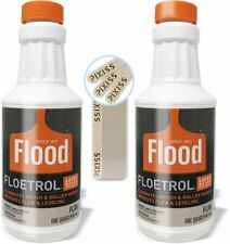 Floetrol Pouring Medium for Acrylic Paint | 1 Quart Bottles (2-Pack) | Flood.