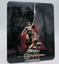 CONAN THE BARBARIAN - Glossy Bluray Steelbook Magnet Cover (NOT LENTICULAR)