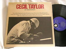 CECIL TAYLOR In Transition Steve Lacy Ted Curson Buell Neidlinger Blue Note 2 LP