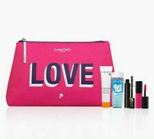 Lancome Paris Love Make Up Bag Gift Set and 4 travel products
