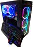 [NVIDIA RTX 2070] Custom Gaming Desktop PC- Core i7, 16GB RAM, SSD+HDD, Win 10