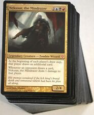 ***Custom Commander Deck*** Nekusar Grixis MINT EDH Mtg Magic Cards