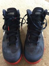 NIKE HYPERFUSE BASKETBALL SHOES ~ SIZE 7.5 ~ EXCELLENT CONDITION