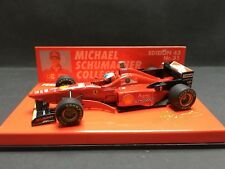 Minichamps - Michael Schumacher - Ferrari - F310/2 - 1996 - GP France - 1:43
