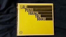 LALI PUNA - FAKING THE BOOKS. CD DIGIPACK EDITION