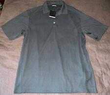 Nwt Authentic Men'S Nike Standard Fit Drifit Golf Tennis Polo Shirt Size Large