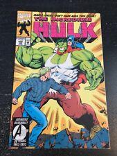 Incredible Hulk#406 Incredible Condition 9.0(1993) Doc.Samson,Captain America!!