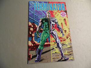 Terminator #1 (Dark Horse 1990) 1st Print / Free Domestic Shipping