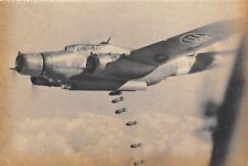 C4169) WW2 AVIAZIONE, AEREO CANT Z. 1007 BOMBARDIERE.