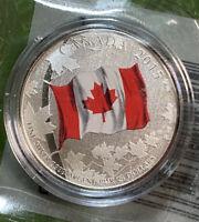 2015 Canada Canadian $25 Dollars SILVER Coin In Presentation Folder-