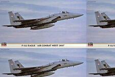 "Hasegawa 1/72 F-15J Eagle ""Air Combat Meet 2007"" L.E. SERIES  #00887 *Sealed*"