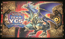Yugioh Team YCS Atlanta 2019 Top Cut Playmat Chaos Dragon Armageddon Rubber Play