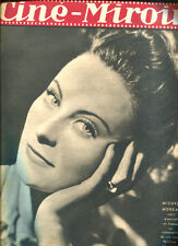 CINE-MIROIR N°847.MICHEL MORGAN. 1947.