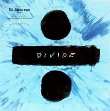 Divide Ed Sheeran Vinyl Record