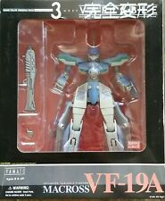 BRAND NEW and SEALED YAMATO MACROSS 1:60 scale VF-19A GAME EDITION BLUE VALKYRIE