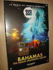 DVD N° 5 SUB LA MAGIA DEL MONDO SOMMERSO BAHAMAS TRA GROTTE MISTERIOSE E DELFINI