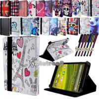 For EE Jay / Eagle / Harrier Tablet - Smart Stand Leather Cover Case + Stylus