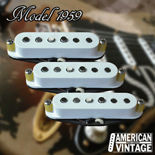 American Vintage Pickup Co. Model 1959 Fender® Stratocaster® Replacement Set