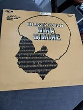 NINA SIMONE BLACK GOLD~VG++ ORIG 1970 RCA LSP 4248~2S/2S MATRIX~LIVE FUNK JAZZ