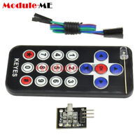 2PCS HX1838 Infrared IR Wireless Remote Control Module VS1838 For Arduino DIY