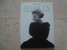 Marilyn Monroe RARE exclusive MARILYN photo book HARDCOVER GREAT pics