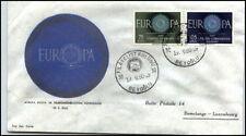 1960 Europa Mi.Nr. 1774-1775 a/ Feldpost Brief BEYOGLU Cover with Stamps
