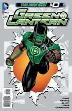 Green Lantern #0 New 52 1st Simon Baz Appearance 2012 DC Near Mint to NM+