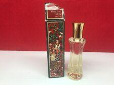 New Vintage Avon .5 Fl Oz Sweet Honesty Cologne w Box Fragrance Fluted Petite