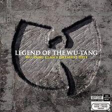 Vinyles rap Wu-Tang Clan