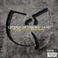 Disques vinyles rap Wu-Tang Clan