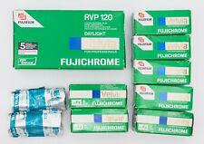 14x Fujichrome Velvia 120 film iso 50 slide fuji positive e6 rvp rvp50 velvia50
