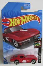 Hot Wheels 10/250 '64 Corvette Stingray GRX90 HW Race Day 2/10
