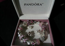 Authentic & Gorgeous *Wedding Chapel* Pandora Bracelet