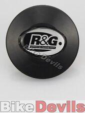 Suzuki GSXR750 K6 K6 K7 K8 K9 2006-2012 R&G racing right hand frame plug black