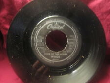 "Wings""Cook Of The House/Silly Love Songs""/45/Stereo"